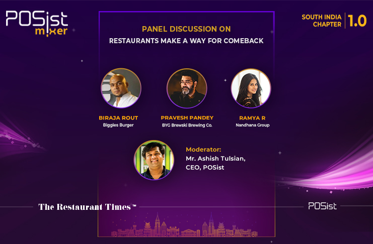POSist Mixer 2020: Panel Discussion on 'Restaurants Make A Way for Comeback'